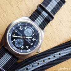 Vintage: RELOJ TIME FORCE REF. 2536-M ACERO. AUTOMÁTICO WATER RESISTANT.. Lote 255494065