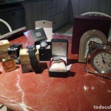 Vintage: LOTE RELOJES DESPERTADOR CUNILL R CARR SWIZA LOOPING Y DE PULSERA PRIVATA TORRETA PERTEGAZ.. Lote 257386320