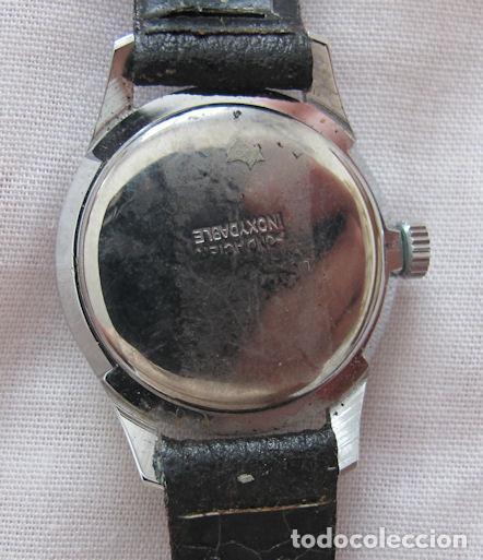 Vintage: RELOJ DE CUERDA VINTAGE DAMA NOS HALCON AZUL - Foto 3 - 257874930