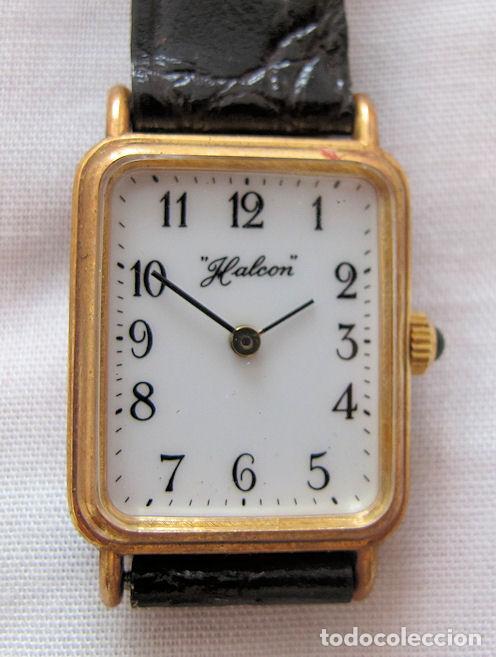 RELOJ DE CUERDA DAMA HALCON NO VINTAGE CON CABUJÓN (Relojes - Relojes Vintage )