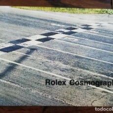 Vintage: ROLEX DAYTONA COSMOGRAPH. FOLLETO 1972. Lote 258115770