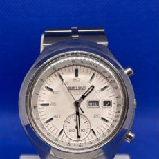 Vintage: RELOJ SEIKO HELMET REF 6139-7100 VINTAGE JAPAN. Lote 258177115