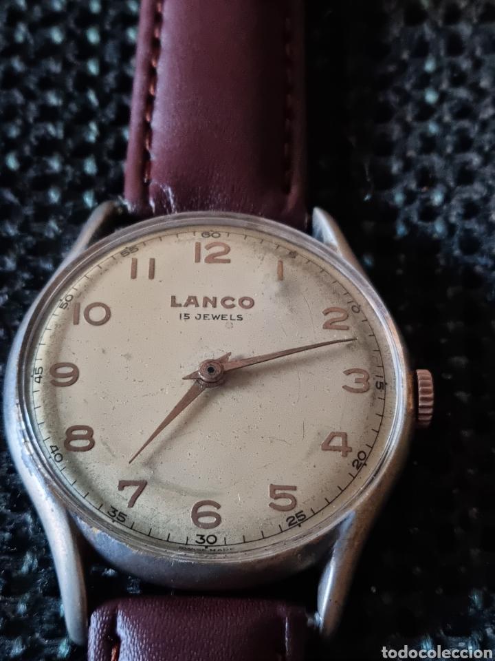 LANCO (Relojes - Relojes Vintage )