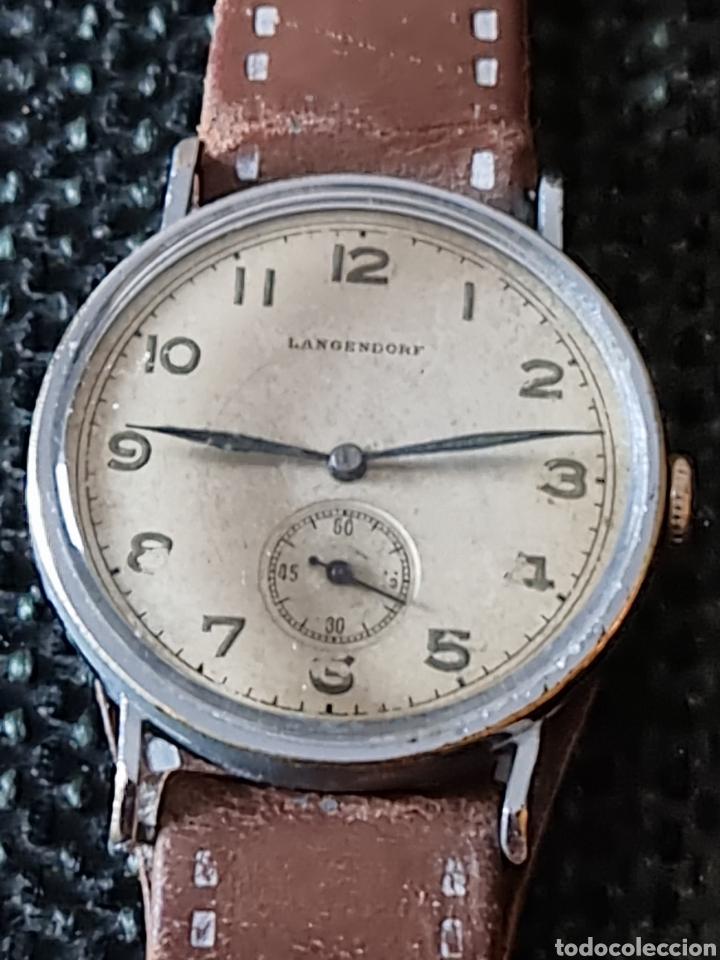 LANGERDORF (Relojes - Relojes Vintage )