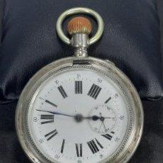 Vintage: ANTIGUO RELOJ DE BOLSILLO ROSSI GENEVE.. Lote 262057330