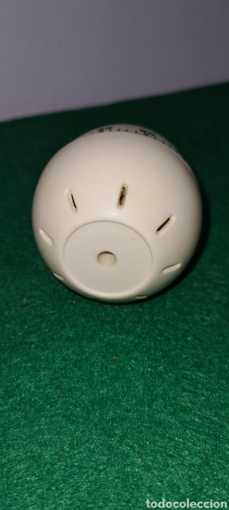 Vintage: Huevo cronómetro minutero con su caja original y con publicidad de una antigua polleria. - Foto 5 - 262374000