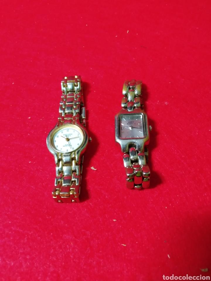 Vintage: Lote de dos relojes ,diferentes modelos y marcas,vintage de época - Foto 3 - 262404705