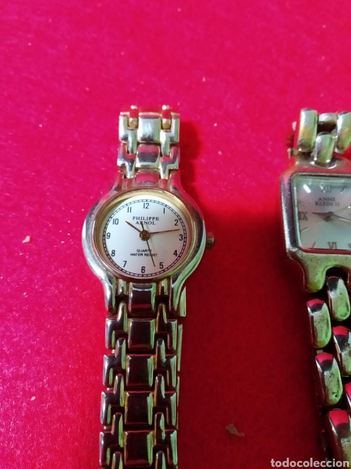 Vintage: Lote de dos relojes ,diferentes modelos y marcas,vintage de época - Foto 5 - 262404705