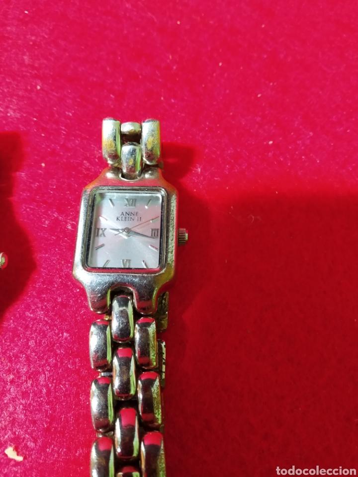 Vintage: Lote de dos relojes ,diferentes modelos y marcas,vintage de época - Foto 6 - 262404705