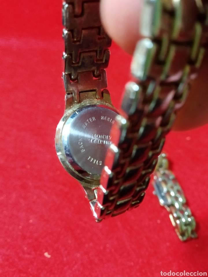 Vintage: Lote de dos relojes ,diferentes modelos y marcas,vintage de época - Foto 10 - 262404705
