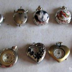 Vintage: 10 RELOJES. Lote 262431605