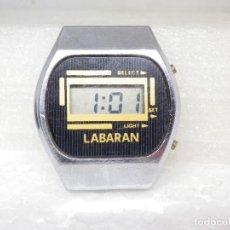 Vintage: VINTAGE LCD LABARAN DE 1980 ESPECIAL COLECCION AÑORABLE ENCANTADOR LOTE WATCHE. Lote 263043920