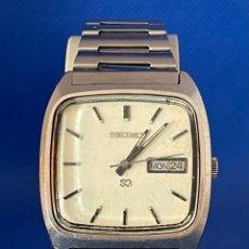 Vintage: RELOJ SEIKO SQ CUARZO REF 0903-519 VINTAGE AÑOS 70. Lote 265187019
