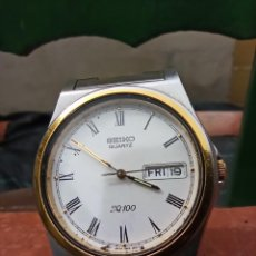 Vintage: SEIKO QUARTZ SQ 100. Lote 289899488