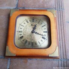 Vintage: RELOJ DE PARED MICRO (A PILAS). Lote 268119589