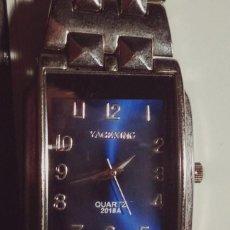 Vintage: RELOJ YAGEXING QUARTZ MODERNO. CAMBIA TONO DE ESFERA DURANTE EL DIA.. Lote 268884869