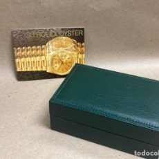 Vintage: CAJA SUBMARINER ROLEX VINTAGE 5513, 1680, 16800 GMT 1675, 16750 80S. Lote 269628113