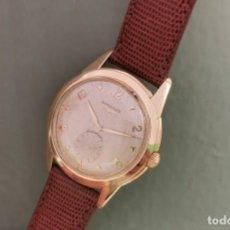 Vintage: RELOJ LONGINES DE ORO DE 18K AUTOMÁTICO DE 1945. Lote 269985813