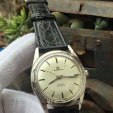 Vintage: RELOJ SUIZO FORTIS VINTAGE REVISADO. Lote 273910013