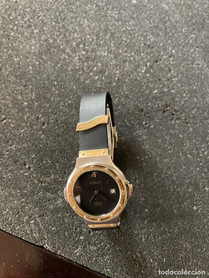 RELOJ HUBLOT ACERO Y ORO, Y DETALLE EN ORO (Relojes - Relojes Vintage )