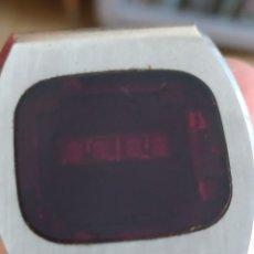 Vintage: ANTIGUO RELOJ DE CUARZO LCD DIGITAL CAJA DE ACERO. Lote 277265838