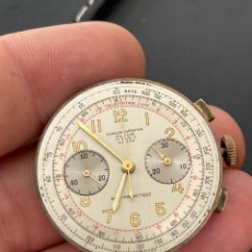 Vintage: MOVIMIENTO, MAQUINARIA RELOJ CHRONOGRAPH LANDERON 51 FIRMADA CHRONOGRAPHE FLEUR. Lote 278195688