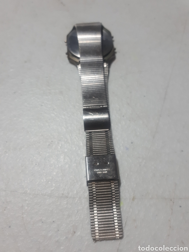 Vintage: Antiguo reloj digital THERMIDOR ALARM CHRONO para reparar - Foto 2 - 278414508