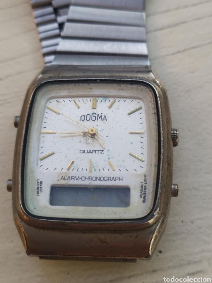 DOGMA ANTIGUO ANA-DIGI⭐ DEFECTUOSO ⭐ (Relojes - Relojes Vintage )