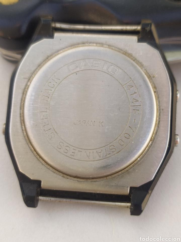 Vintage: Reloj Casio F-700 414 vintage⭐ Defectuoso ⭐ - Foto 2 - 278873813