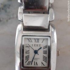Vintage: RELOJ ANTIGUO IEKE 80550. Lote 278883528