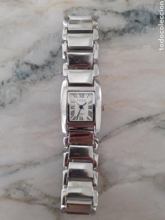Vintage: reloj antiguo IEKE 80550 - Foto 2 - 278883528