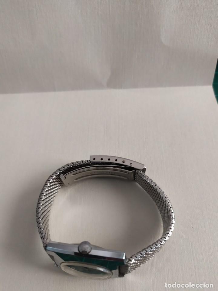 Vintage: Reloj suizo de pulsera señora clásico marca Thermidor en acero inoxidable - Foto 7 - 279981328