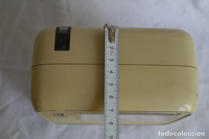 Vintage: Reloj de pared o sobremesa Copal Tuning Fork, funcionando - Foto 10 - 283060418