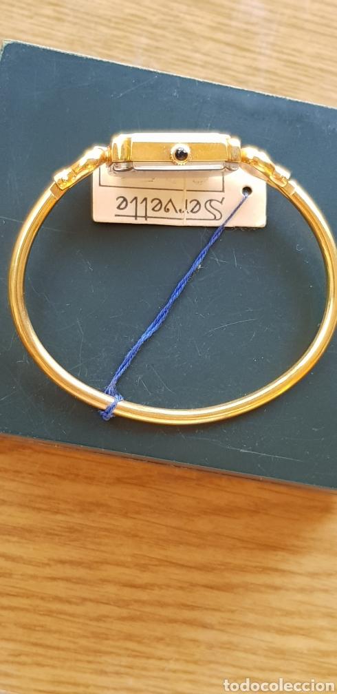 Vintage: Reloj Servette,brazalete,chapado,Vintage,Sra. - Foto 2 - 285366978