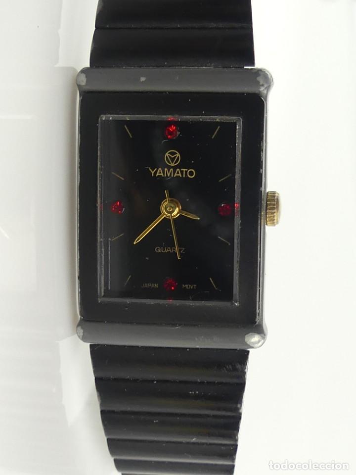 RELOJ PULSERA QUARTZ YAMATO JAPON (Relojes - Relojes Vintage )