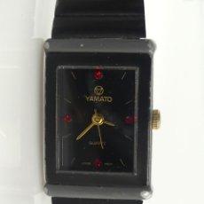Vintage: RELOJ PULSERA QUARTZ YAMATO JAPON. Lote 285474288
