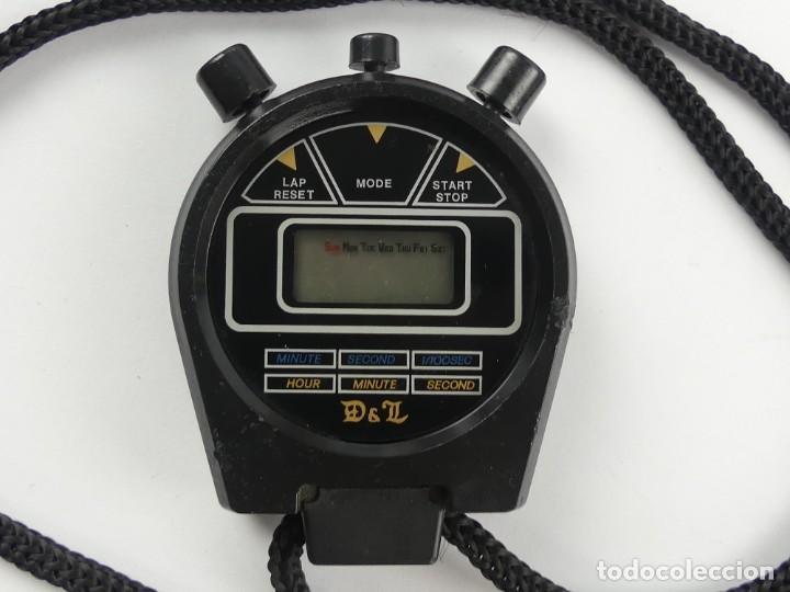 CRONÓMETRO DEPORTIVO (Relojes - Relojes Vintage )
