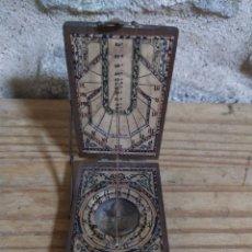 Vintage: RELOJ DE SOL VILLA-ALCOR. Lote 286199513