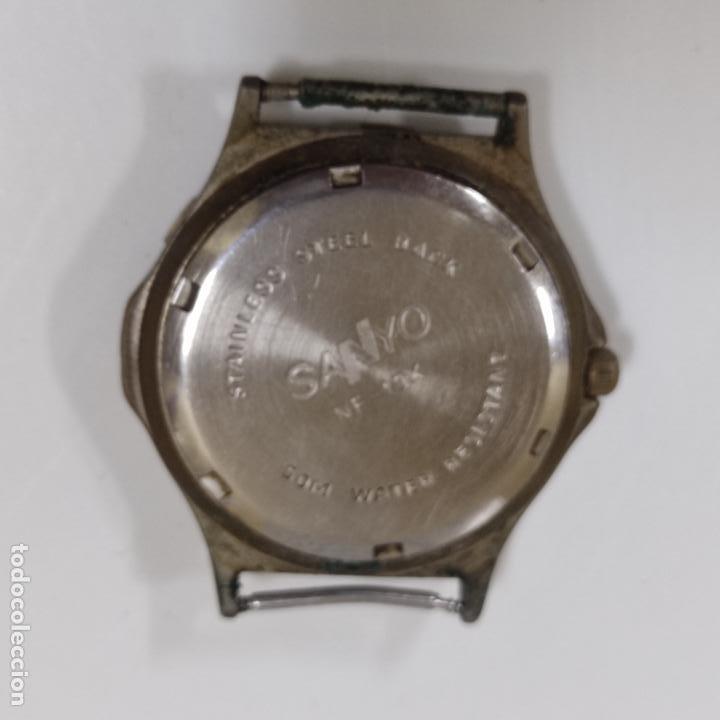 Vintage: RELOJ DE PULSERA SANYO (5060/21) - Foto 2 - 286291853