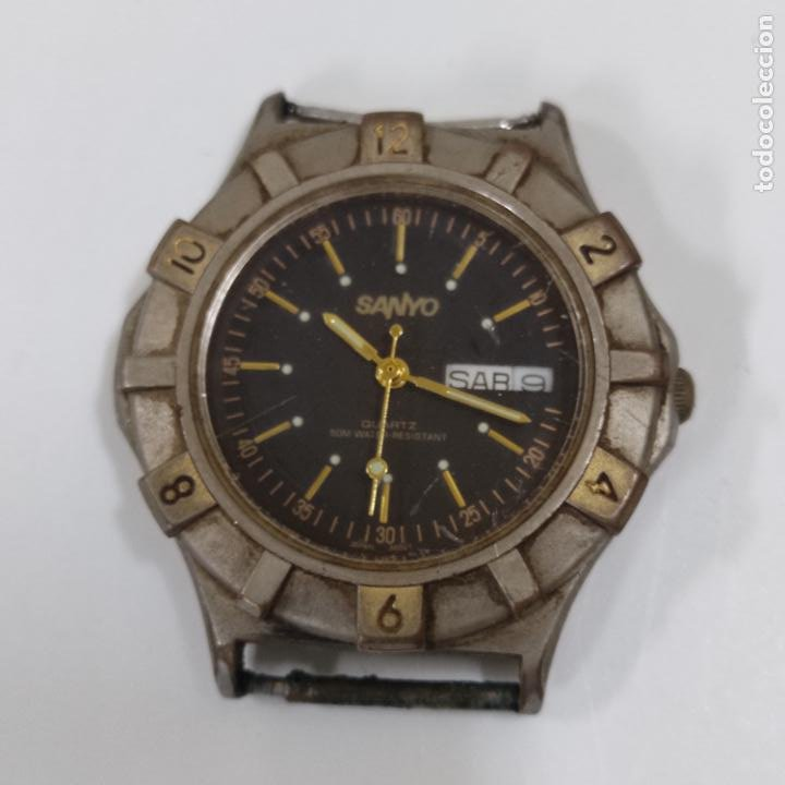 RELOJ DE PULSERA SANYO (5060/21) (Relojes - Relojes Vintage )