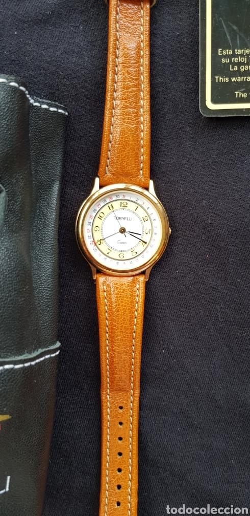 Vintage: Reloj Tornelli Quartz,a estrenar - Foto 2 - 286618698