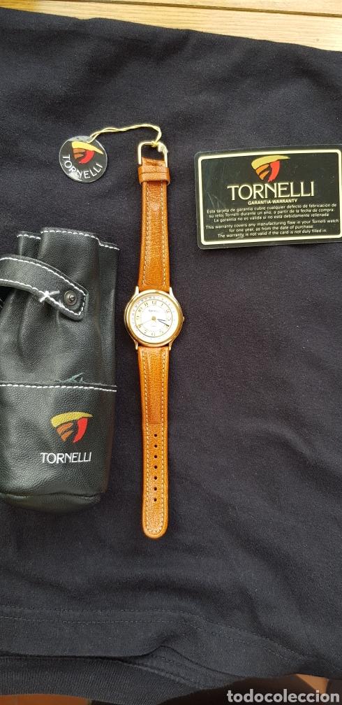 Vintage: Reloj Tornelli Quartz,a estrenar - Foto 3 - 286618698