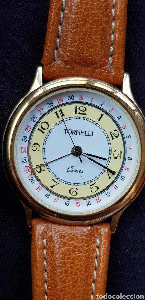 RELOJ TORNELLI QUARTZ,A ESTRENAR (Relojes - Relojes Vintage )