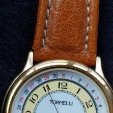 Vintage: RELOJ TORNELLI QUARTZ,A ESTRENAR. Lote 286618698