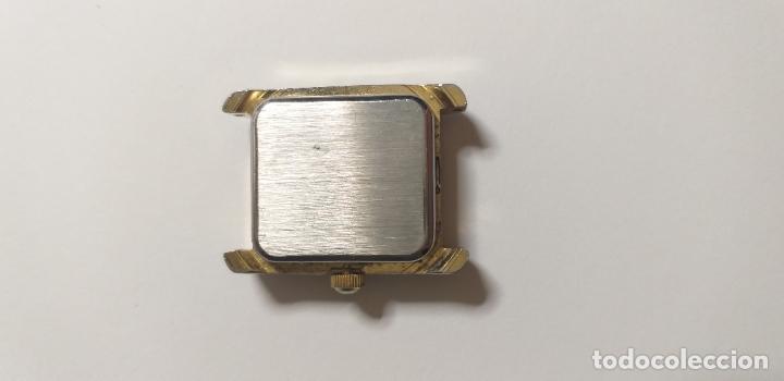 Vintage: ANTIGUO reloj Brikensa. Japan movement. - Foto 4 - 286844883