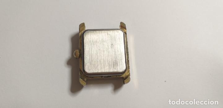 Vintage: ANTIGUO reloj Brikensa. Japan movement. - Foto 5 - 286844883