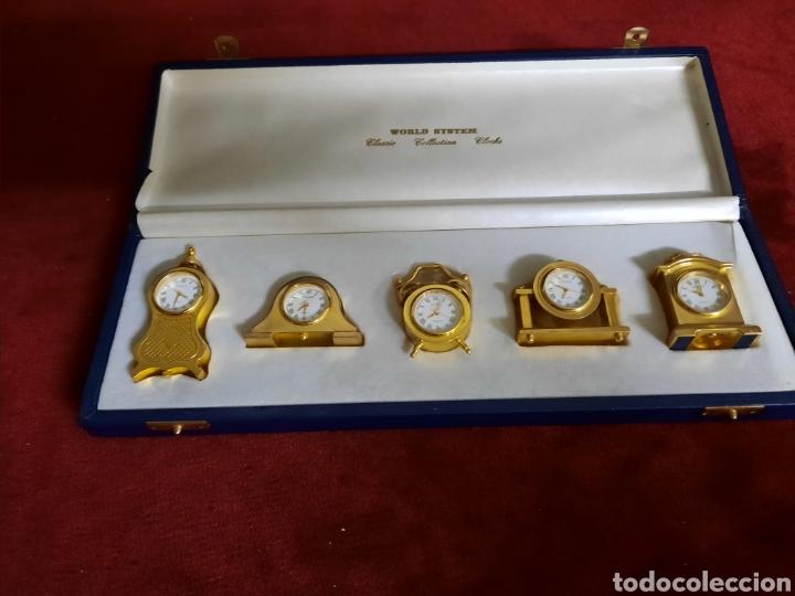 RELOJES DE COLECCIÓN (Relojes - Relojes Vintage )