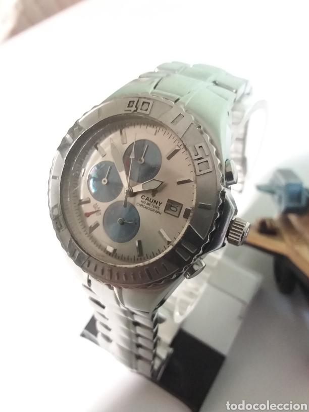 RELOJ CAUNI, QUARZO, (Relojes - Relojes Vintage )