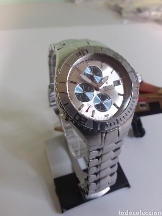 Vintage: Reloj Cauni, quarzo, - Foto 4 - 287786498