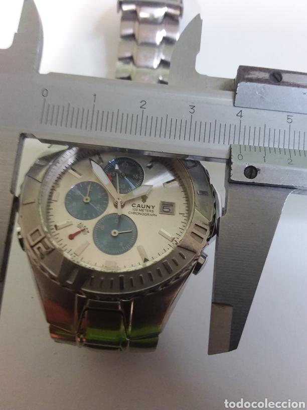 Vintage: Reloj Cauni, quarzo, - Foto 6 - 287786498